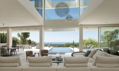 Bendinat Villas: Spectacular just finished contemporary sea view villa in the exclusive area of Bendinat | First Mallorca ®