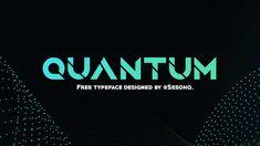 Quantum Free Font