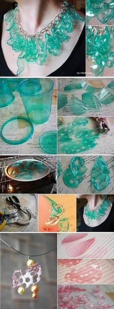 diy, diy projects, diy craft, handmade, diy plastic bottle fragment . How amazing is this project!