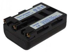 Digital Camera Battery NP-FM55H for Sony a100 DSLR-A Series 1600mAh DSLR-A100W #PowerSmart