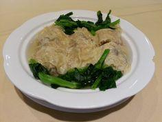 Steamed Bean Curd Rolls (Neptune Seafood Restaurant - Richmond, BC)