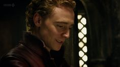 Tom Hiddleston, Prince Hal, The Hollow Crown (image is big enough to be a wallpaper)