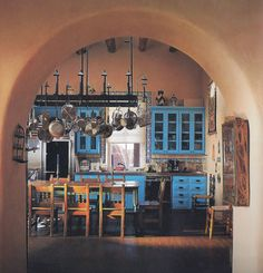 Mexican Inspired Kitchen! Perfect For Me! (;