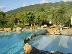 'Echte' Agriturismo met dieren, manege, zwembad, zwembadbar, kinderbad en restaurant in de heuvels van Florence.