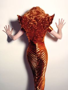 Tilda Swinton - Candy #4 by Xevi Muntane, Summer 2012 #firebird