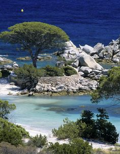 Plage Corse: Another guide from the beautiful beaches of Corsica - 8 Women Most Beautiful Beaches, Beautiful Places, Places To Travel, Places To Visit, Corsica, France Travel, Travel Around The World, Vacation Spots, Wonderful Places
