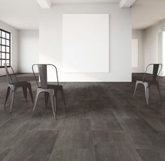 Expona Commercial luxury vinyl tile flooring - Iron Ore