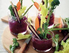 beet-hummus-with-veggies