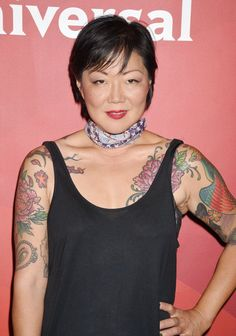 Pin for Later: 34 Actors Who Would Be Magical in Disney's Live-Action Version of The Little Mermaid Margaret Cho as Ursula Margaret Cho, Singing Career, Prince Eric, Joe Jonas, Asian American, Jonas Brothers, Ursula, Live Action, The Little Mermaid