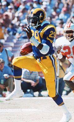 Eric Dickerson Los Angeles Rams