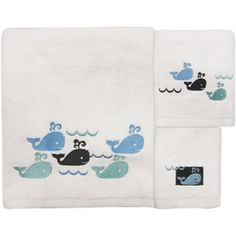 Splash some coastal fun into your bathroom décor with the Allure Whale Watch 3 Piece Towel Set . The set provides one bath towel, one hand. Whale Bathroom, Bathroom Towel Decor, Baby Bathroom, Bath Towel Sets, Bath Towels, Bath Linens, Whale Watching, Kid Beds, Washing Clothes
