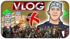 Neues Logo, Neue Spiele, dumme Menschen im Internet - VLOG