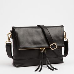 Emma Bag Pongo   Women's Leather, Shoulder Bags   Roots
