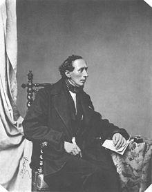 """Hans Christian Andersen, """"El cerro de los elfos"""""""