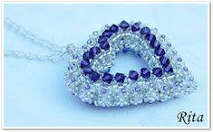 Rita gyöngyei: Passione / 2. Engagement Ring Sizes, Pendants, Beads, Diamond, Jewelry, Beading, Jewlery, Jewerly, Hang Tags