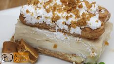 Caramel ladyfinger slices recipe with video. Detailed steps on how to prepare this easy and simple Caramel ladyfinger slices! Lady Fingers Dessert, Make Your Own Cookbook, Recipe Search, Something Sweet, Recipe Cards, Cake Recipes, Cheesecake, Easy Meals, Food And Drink