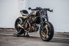 2016 Ducati Scrambler Icon Custom by Rough Crafts - Taiwan. Scrambler Icon, Scrambler Ducati, Ducati Cafe Racer, Ducati Motorcycles, Cafe Bike, Vintage Motorcycles, Custom Motorcycles, Hypermotard Ducati, Cafe Racers