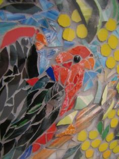 Mosaic By Kat Gotttke