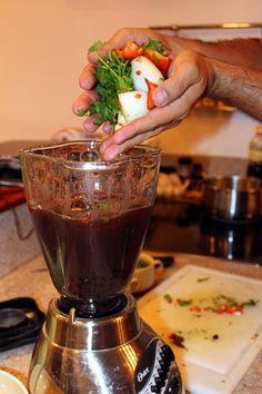 sopa negra costa rican black bean soup recipe blender