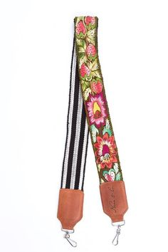 NO. 186 ONE OF A KIND CAMERA STRAP