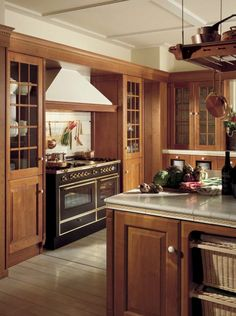 Cucina Classica LUBE \'Veronica\' con Elettrodomestici inclusi Sconto ...
