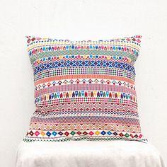 Camping pillow, 16X16 Decorative Pillow, Kids Pillows