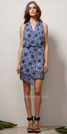 Garland Dress by EDM Private Collection  #edressme