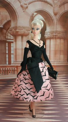 Antoinette-for-Silkstone-Barbie-and-Fashion-Royalty-OOAK $86.00