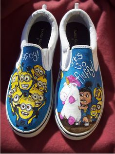Despicable me shoes!