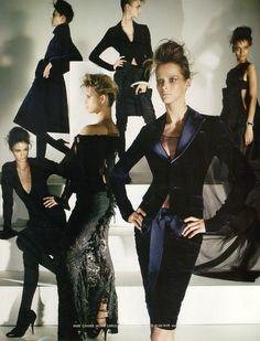 styleregistry: Yves Saint Laurent   Fall 2002