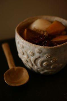黑糖橙酒釀薑汁地瓜