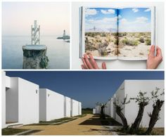 Weekly Inspiration #26 - Grid Reference series by Sam Irons, the new Collective Quarterly magazine and Ecorkhotel in Évora.