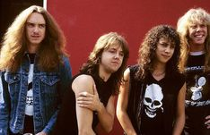 Anthrax and Megadeth remember Metallica's Cliff Burton Meg White, Jack White, Cliff Burton, James Hetfield, Jason Newsted, Dave Mustaine, Star Spangled Banner, The White Stripes, Rocky Balboa