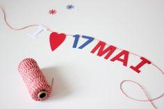 With designs: 17. Mai - er vi så himla glad i!
