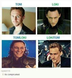 ~Tom/Loki~