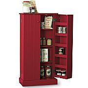kitchen pantry-available in white
