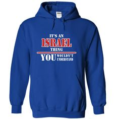 Its an ISRAEL Thing, You Wouldnt Understand!