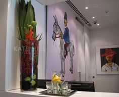 Kate Hill Flowers' corporate floral designs in Melbourne CBD create a welcoming reception for all of your clients & visitors to admire. Florist Melbourne, Melbourne Cbd, Flower Arrangement, Floral Arrangements, Corporate Flowers, Flower Photos, Floral Design, Gallery, Modern