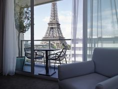 The best part about this hotel might be its proximity to the one of the world's most famous (and Instagrammable) landmarks: the Eiffel Tower. The structure is so close—a mere four minutes by foot—that you can easily sneak it into your selfies, especially since views of the tower and Trocadéro come standard with a stay in most of the modern, modular rooms. For a meal that'll appease both your palate and your too-tired traveler legs, grab a seat at the in-house FR/AME brasserie. The breezy…