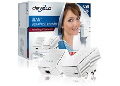 Devolo's dLan 200 AV USB Extender Is World's First Powerline USB Extender