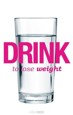 Could water really help you lose weight?