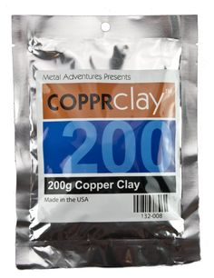 Click to open expanded view      COPPRclay 200 Gm by COPPRclay Be the first to review this item   Price:	$42.30 + $4.99 shipping Note: Not eligible for Amazon Prime. Only 1 left in stock. Estimated Delivery Date: March 29 - April 5 when you choose Expedited Shipping at checkout. Ships from and sold by crafts-n-more-store. Size: 200 grams Form: Clay Composition: Metal powder (pure copper), water and non-toxic binding materials. Shrinkage20% (approx.). Firing: Ramp at full speed to…