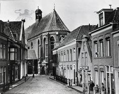 bij de put 1930 Historisch Centrum Leeuwarden - Beeldbank Leeuwarden