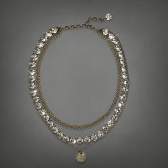 Womens Beautiful Shine Necklace | Womens Sparkle & Shine | Abercrombie.com