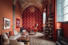 What's your color palette? @casadopassadico♥️ #redinteriors #interiordesign #designers #moderndesign #architecture #architektura #interiorstyling #decor #reddesign #Miami #FortLauderdale #WestPalmBeachFL #red #luxurylifestyle #luxury #luxuryhomes #interiordesigners  #contemporary