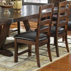 Emerald Home Castlegate Dining Side Chair - Set of 2 - EMER203-1