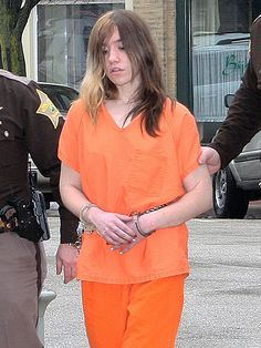 On March Martinson shot and killed her step-father and fatally stabbed her mother. She was convicted of Second-Degree Homicide, and on June she was sentenced to 23 years in prison. Mafia, Prison Jumpsuit, Evil Children, Famous Serial Killers, Murder Most Foul, Natural Born Killers, The Devil's Advocate, Evil People, Murder Mysteries
