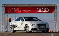 Audi Driving Experience Asfalto 2013