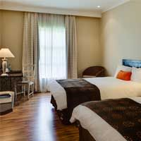 Experience luxury accommodations throughout the stunning continent of Africa at Protea Hotels, a Marriott International hotel brand. Hotel Branding, Luxury Accommodation, North West, Beds, Curtains, City, Furniture, Home Decor, Blinds
