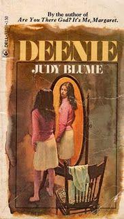 Deenie by Judy Blume. My favorite book EVER!